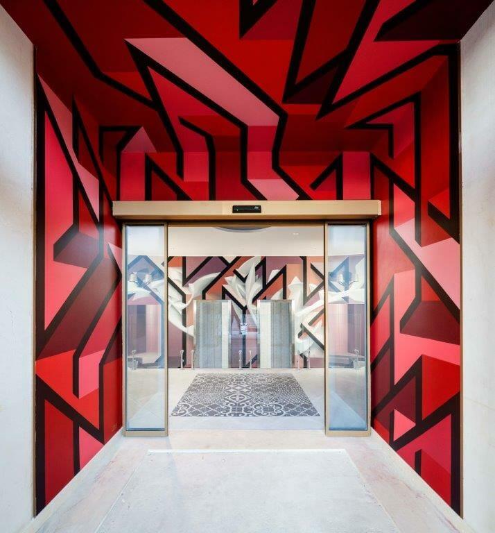 La concept art trova spazio in NYX Hotel Milano