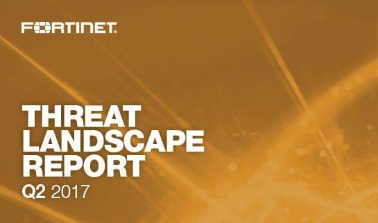 threat, Fortinet Threat Landscape Report: velocità record d'infezione