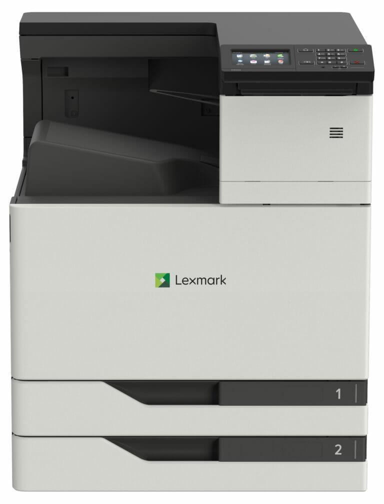 Lexmark espande l'offerta di stampanti e MFP per le PMI e in formato A3
