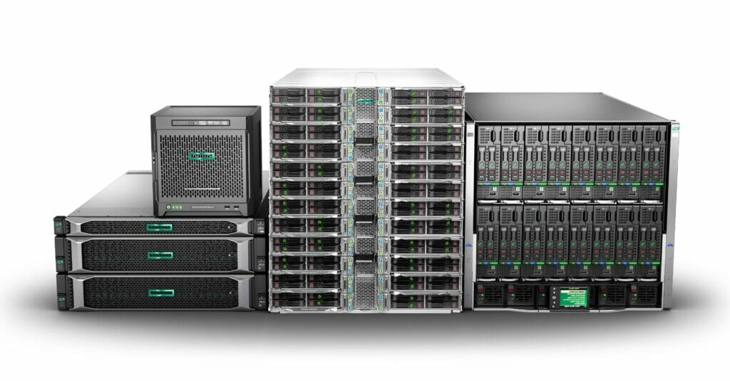 flash, HPE porta i vantaggi dello storage Flash alle PMI