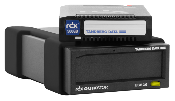 ransomware, Nuove funzioni anti Ransomware sui dischi rimovibili Rdx Worm