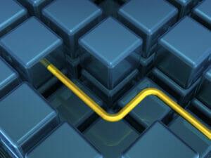 Data Pathway Closeup