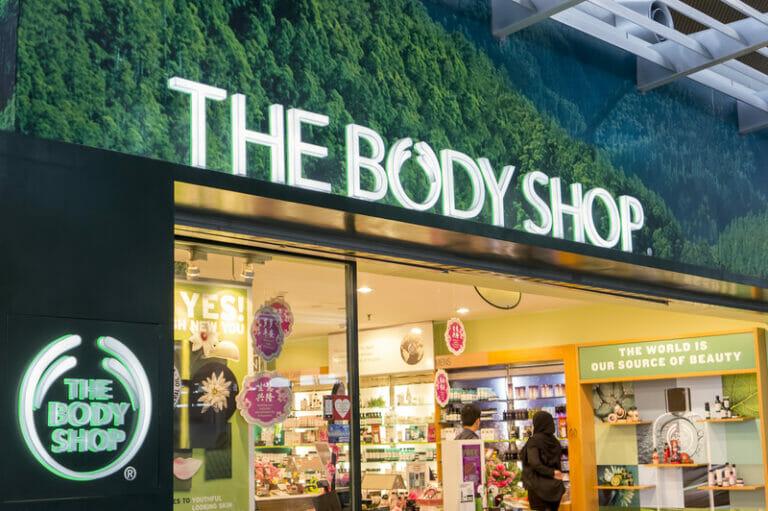 The Body Shop fidelizza i clienti con un'App