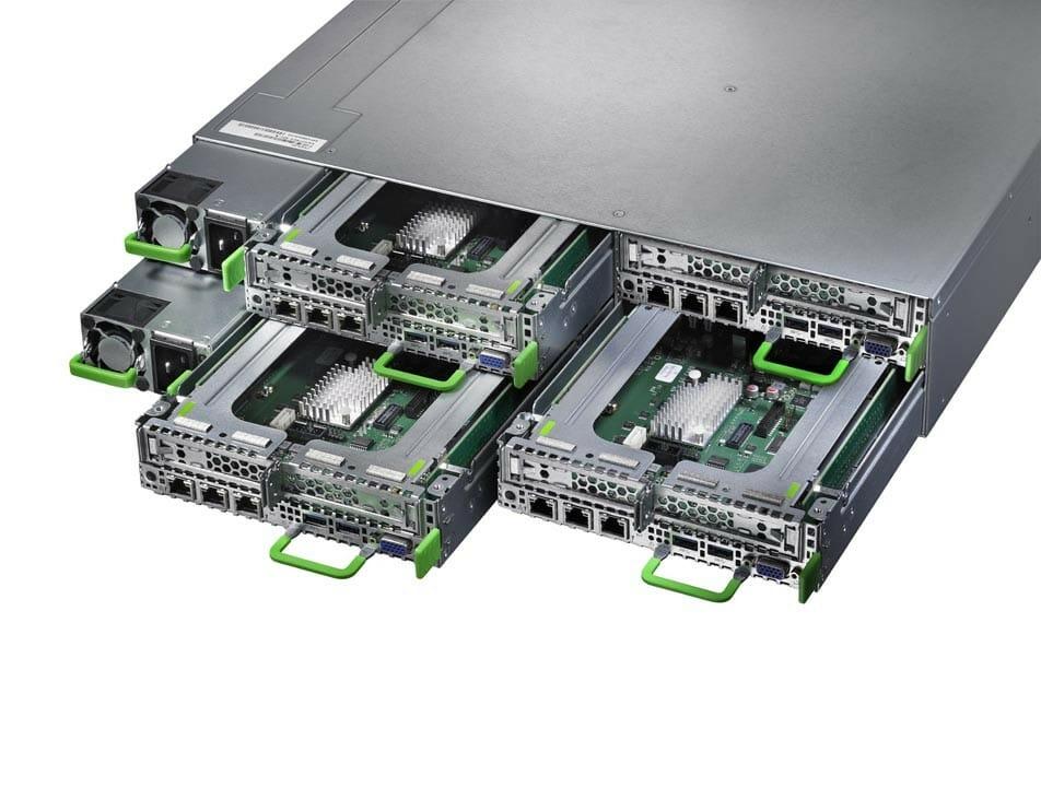 infrastruttura convergente, Fujitsu e NetApp convergenti con Nflex