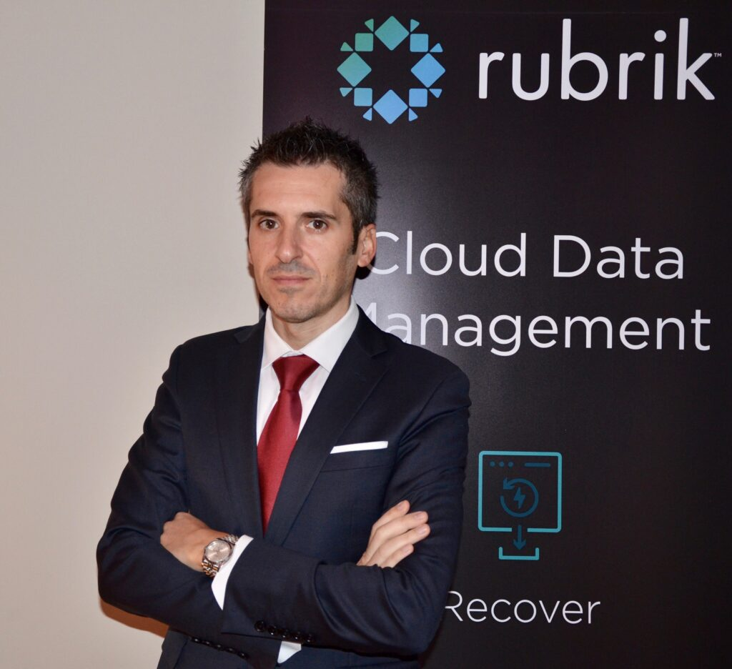 data management, La piattaforma software defined di Rubrik per la gestione dei dati applicativi