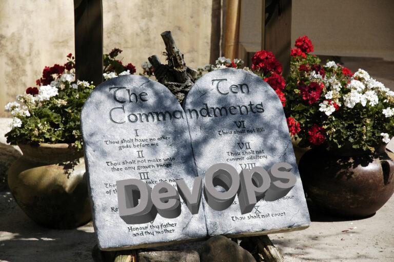 I dieci comandamenti per il primo progetto DevOps