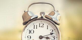 GDPR General Data Protection Regulation alarm clock
