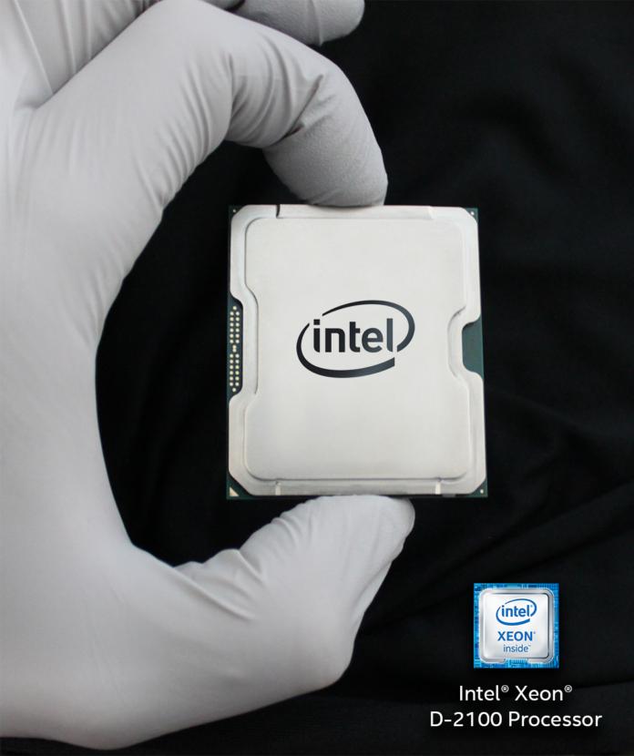 Xeon D-2100, Intel Xeon D-2100: più intelligenza nell'edge