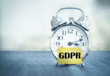 GDPR General Data Protection Regulation alarm clock