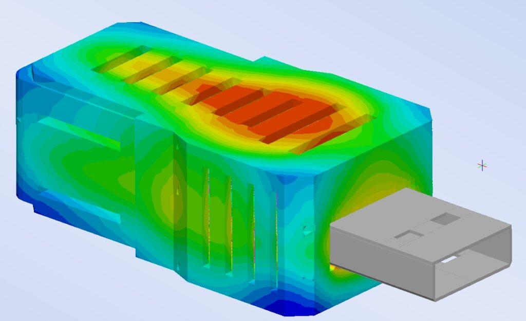 Ansys, Con ANSYS Peraso riduce del 66% i tempi di progettazione termica