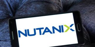 Nutanix software company logo