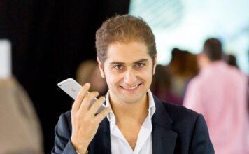 Foto di Luca Mastroianni, Country Manager di PrestaShop Italia,