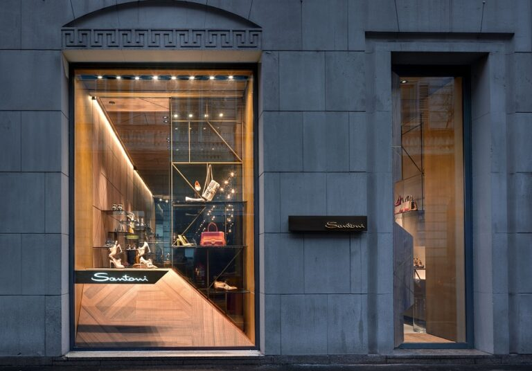 Santoni sceglie Yourcegid Retail per gestire i punti vendita