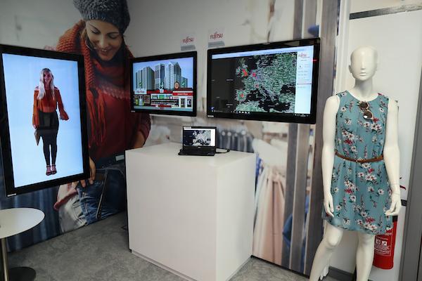 intelligenza artificilae, Fujitsu porta l'intelligenza artificiale nel retail