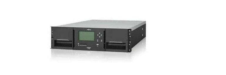 Fujitsu Eternus LT140: il nastro contro il ransomware