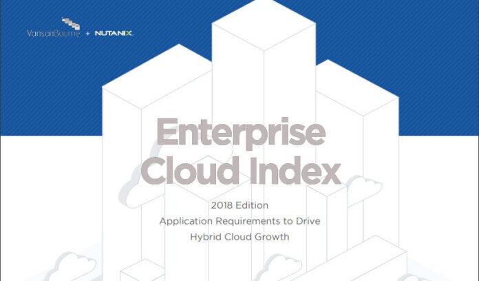 Nutanix Enterprise Cloud Index, Nutanix Enterprise Cloud Index: il retail ottimista su cloud ibrido