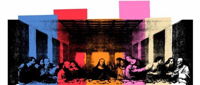 Leonardo Warhol, Leonardo e Warhol: insieme in  mostra a Milano