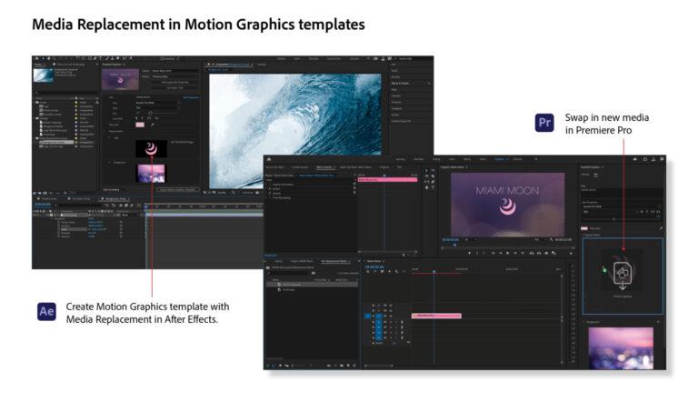 Adobe aggiorna l'editing video di Creative Cloud