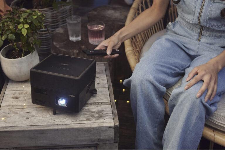 EpiqVision: i videoproiettori Epson che sostituiscono la TV