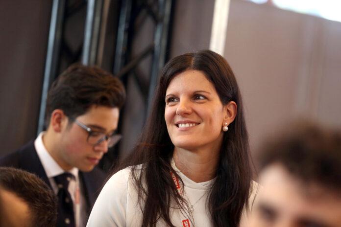 Valentina Sorgato, Amministratore Delegato Smau