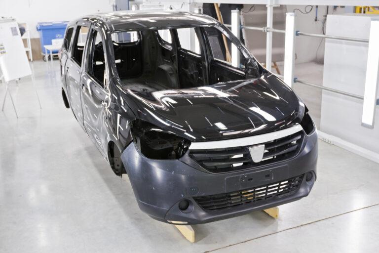 Geico digitalizza la verniciatura delle automobili col supporto di Software AG
